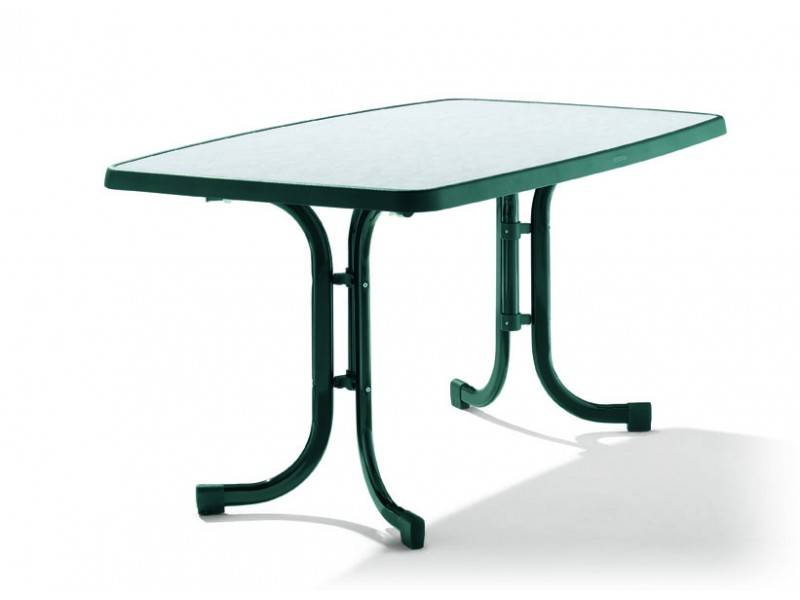Boulevard - zahradní stůl sklápěcí