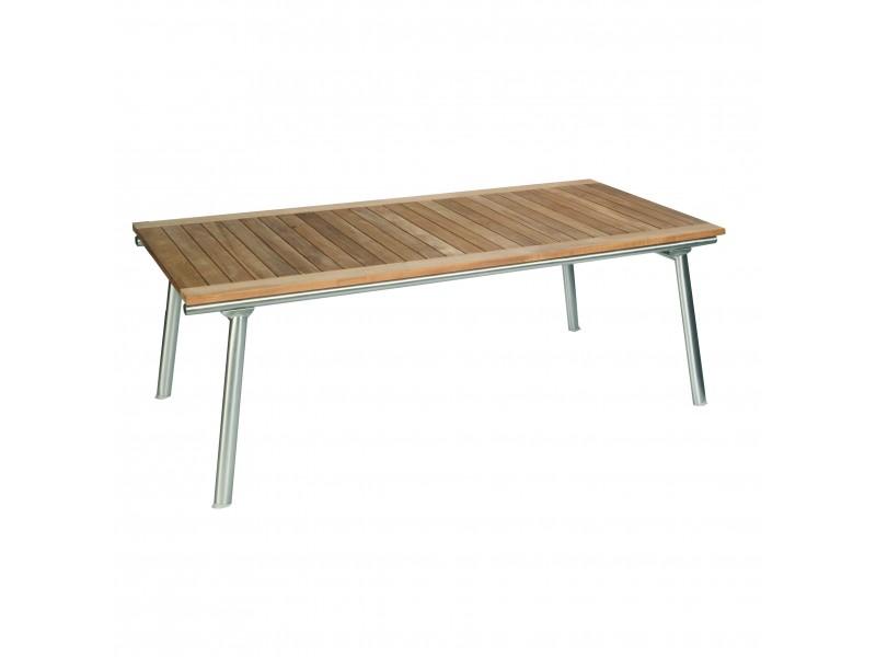 Zahradní stůl  teak  240/100 cm