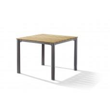 Zahradní stůl teak  95/95 cm