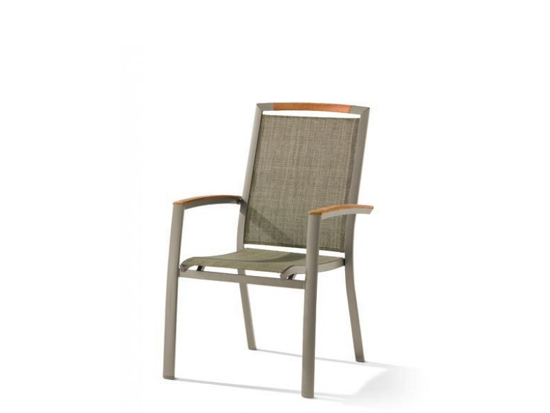 Catena - zahradní židle stohovatelná