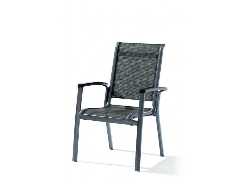 Calvi - zahradní židle stohovatelná