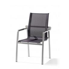 Yara - zahradní židle stohovatelná