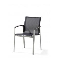 Bozen - zahradní židle stohovatelná