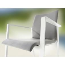 Zahradní židle stohovatelná Lagos