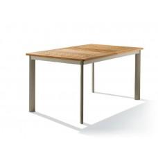Stůl Exclusiv Teak  rozkládací 152/210 x 92 cm