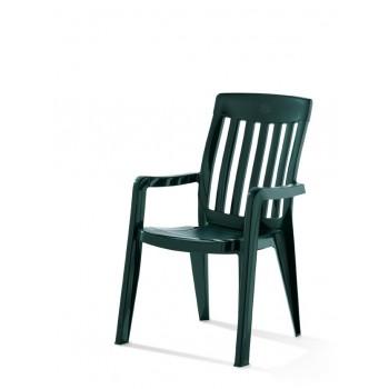 AKCE sada 6 ks - plastová židle Palma