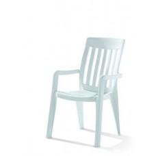 Palma - plastová židle stohovatelná