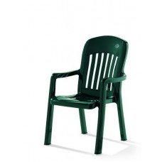 Plastová židle Comtesse