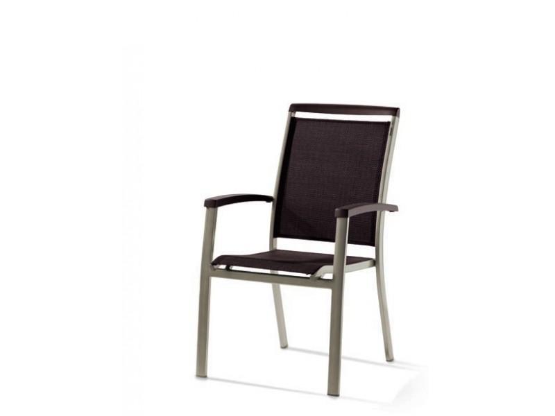 Royal - zahradní židle stohovatelná
