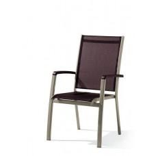 Bodega - zahradní židle stohovatelná
