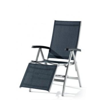 Bodega - relaxační křeslo s podnožkou