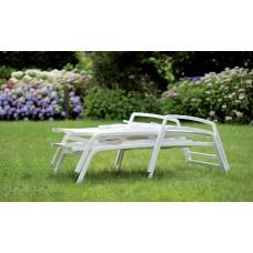 Bodega - zahradní lehátko stohovatelné