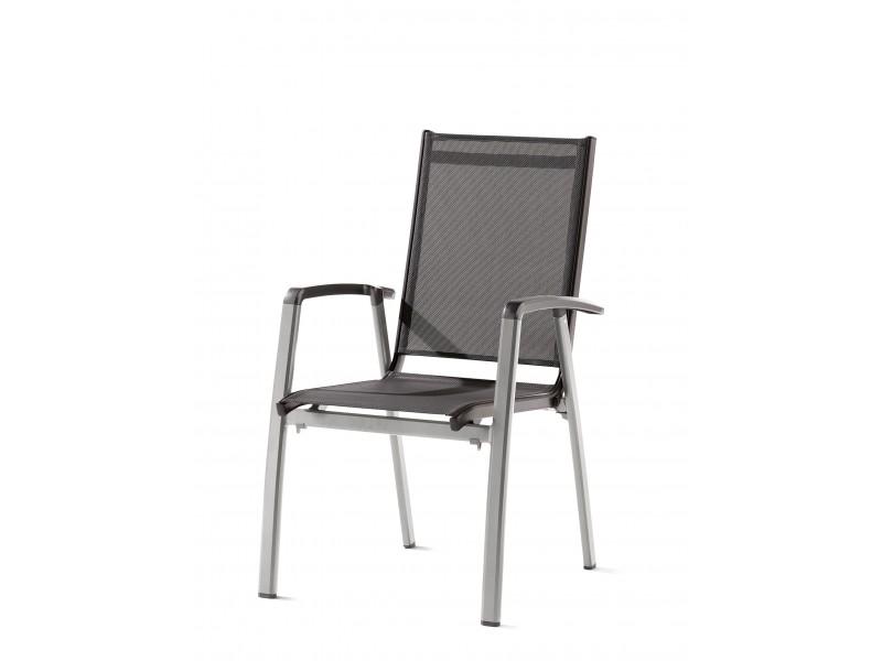 Salerno - zahradní židle stohovatelná